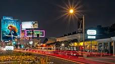 Sunset Plaza los-angeles USA