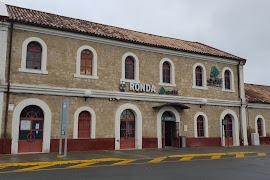 Железнодорожная станция   Ronda