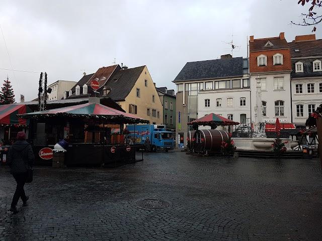 Christkindlmarkt Saarbrücken