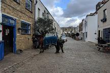 Ross Nye Stables, London, United Kingdom