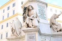 Colonna Dell'Immacolata, Rome, Italy