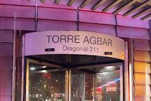 Torre Agbar, Barcelona, Spain