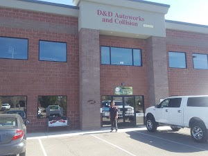 D and D Autoworks and Collision