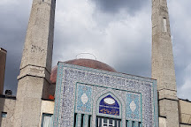 Central Jam-e-Mosque at Gronland, Oslo, Norway