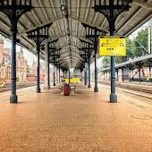 Железнодорожная станция  Gdańsk