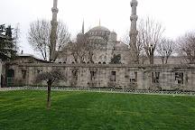 Sultanahmet Mosque Information Center, Istanbul, Turkey