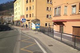 Автобусная станция   Areta