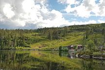 Fagerfjell Skisenter, Flesberg Municipality, Norway