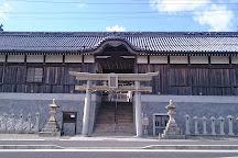 Iwaya Shrine, Awaji, Japan