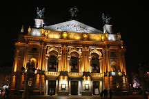 Opera Passage, Lviv, Ukraine