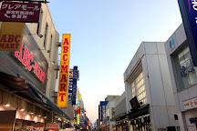 Crea Mall, Kawagoe, Japan