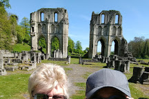Roche Abbey, Rotherham, United Kingdom