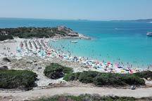 Spiaggia di Punta Molentis, Villasimius, Italy