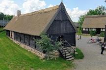 Bornholms Middelaldercenter, Gudhjem, Denmark