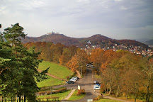 Burschenschaftsdenkmal, Eisenach, Germany