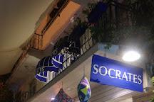 Socrates, Bodrum City, Turkey