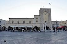 Eleftherias Square, Kos Town, Greece