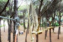 Adventure Park, Lisbon, Portugal
