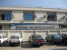 REGIONAL TAX OFFICE ISLAMABAD