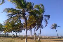 La plage des Roches, Kourou, French Guiana