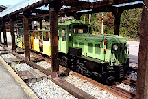 Rail Mountain Bike Gattan Go!!, Hida, Japan