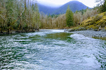 Elwah River, Washington State, United States