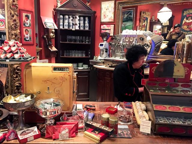 Chocolaterie St.Anna No.1