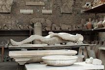 Tempio d'Iside, Pompeii, Italy