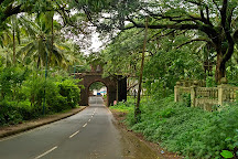 Viceroy's Arch, Goa Velha, India