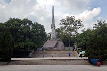 Guangzhou Uprising Martyrs Cemetery, Guangzhou, China