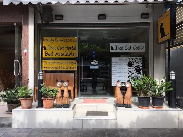 Thai Cat Coffee