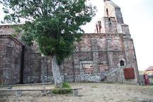 Iglesia de San Cornelio y San Cipriano, San Cebrian de Muda, Spain