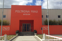 Visit Poltrona Frau Museum on your trip to Tolentino or Italy