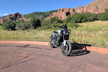 Roxborough State Park, Littleton, United States