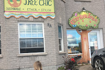 Tree Chic Eco Boutique, Parry Sound, Canada