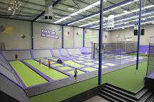 JUMP Indoor Trampoline Park, Rosedale, New Zealand