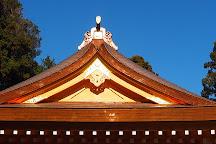 Koma Shrine, Hidaka, Japan