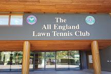 Wimbledon Lawn Tennis Museum, London, United Kingdom