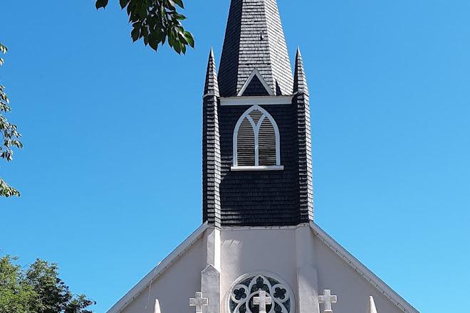 St. Columba Catholic Church, Durango, United States