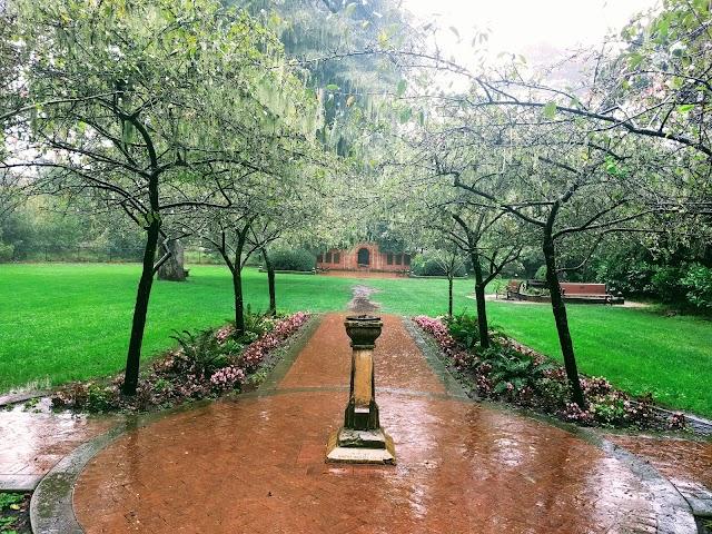 Shakespeare Garden-Golden Gate Park