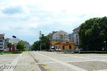 Pantheon of National Revival Heroes, Ruse, Bulgaria