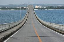 Kurima Bridge, Miyakojima, Japan