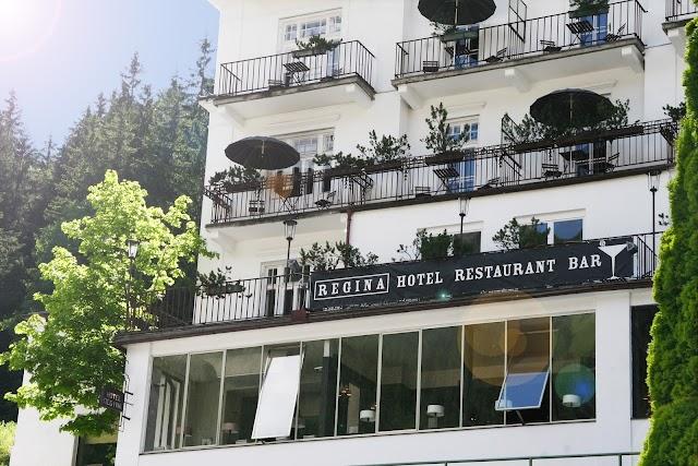 Das Regina Hotel