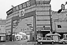 Gwangjang Market, Seoul, South Korea