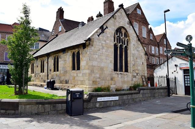 St Crux Church
