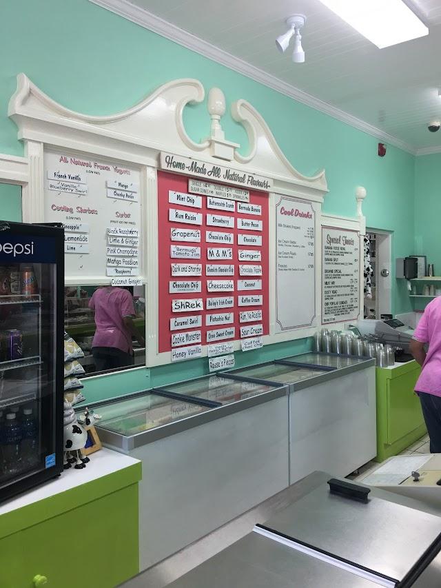 Bailey's Ice Cream