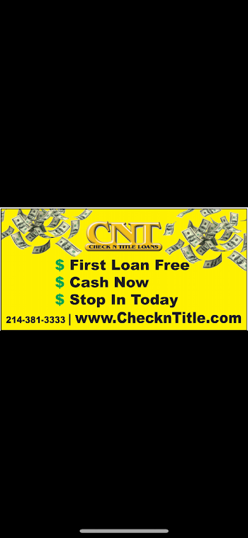 Check N Title Loans Payday Loans Picture