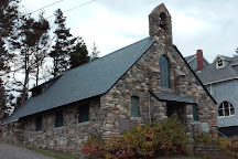 The Wilson Memorial Chapel, East Boothbay, United States