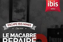 Escape Game Ibis, Nimes, France