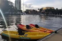 Riverwalk Activities, Fort Lauderdale, United States